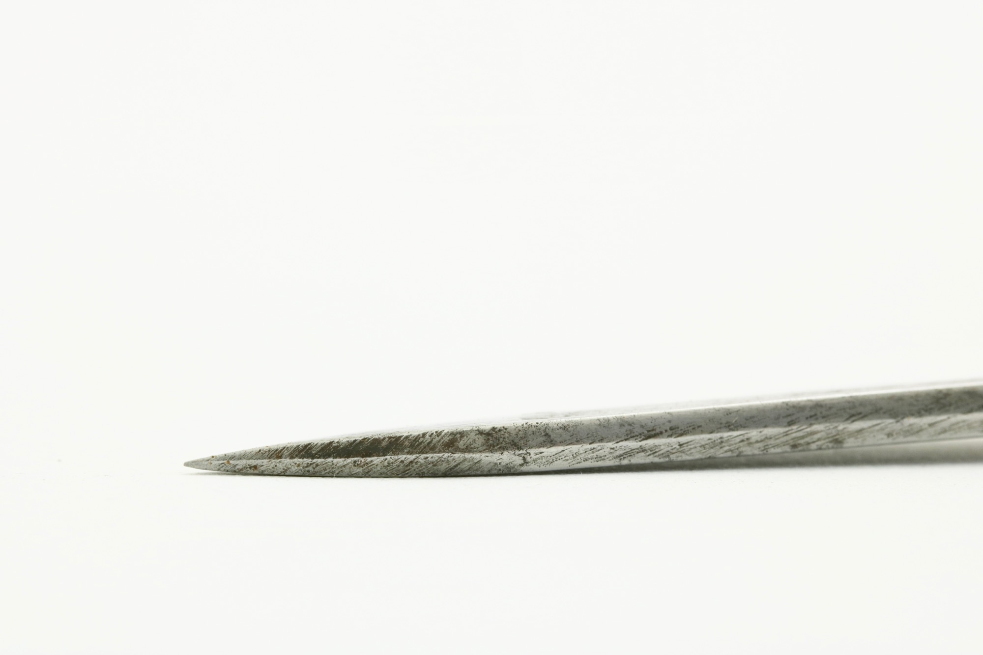 A Korean ceremonial short saber, also known as byeolungeom