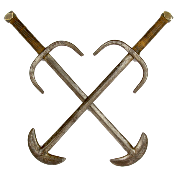 Hook weapons logo