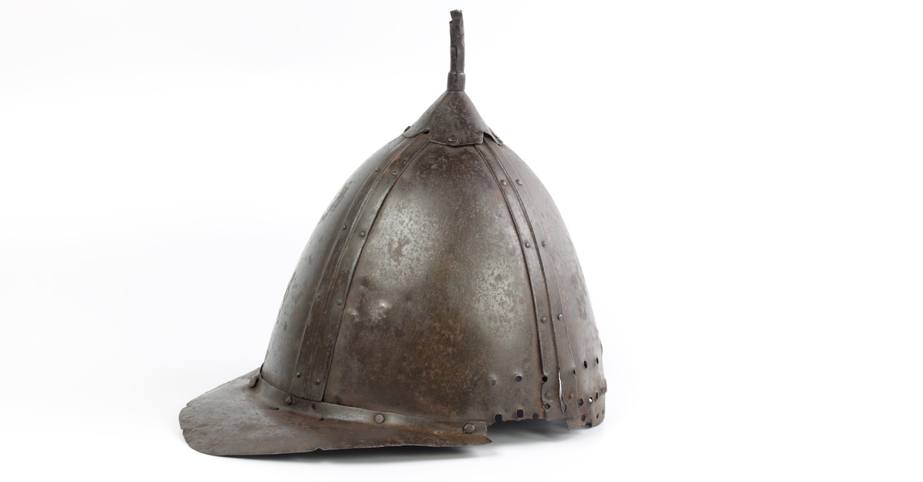 Korean helmet