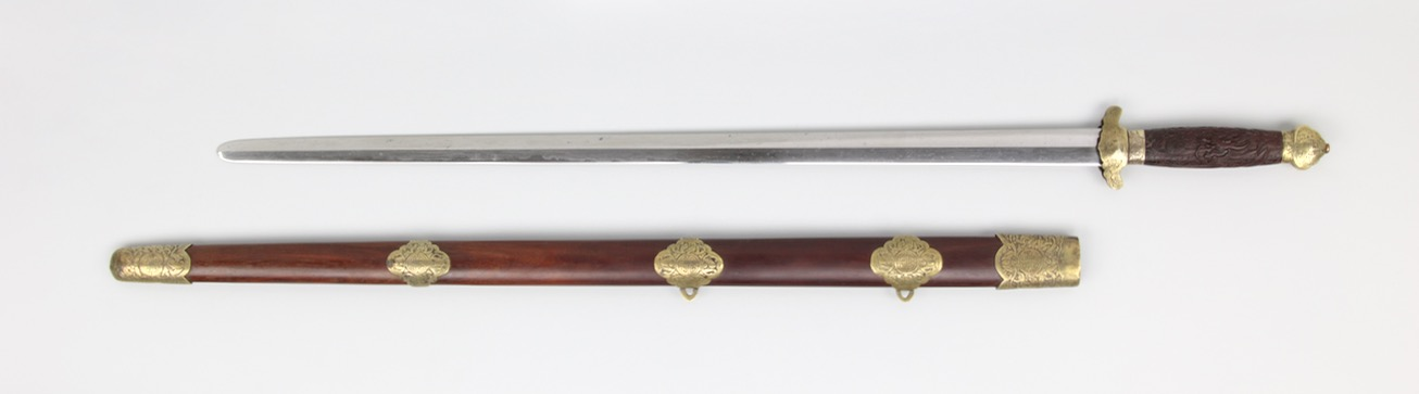 Chinese scholar's sword