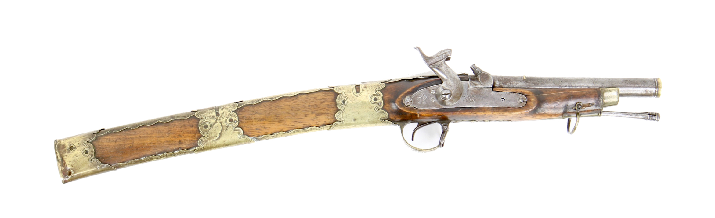 Burmese sword carbine