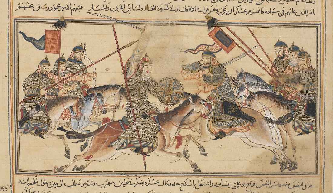 Battle between Mahmud ibn Sebuktegin and Abu Ali ibn Simjuri