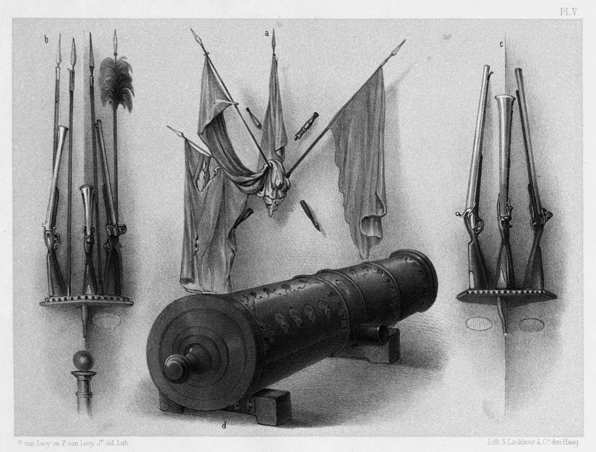 Items taking during the Banjarmasin wars
