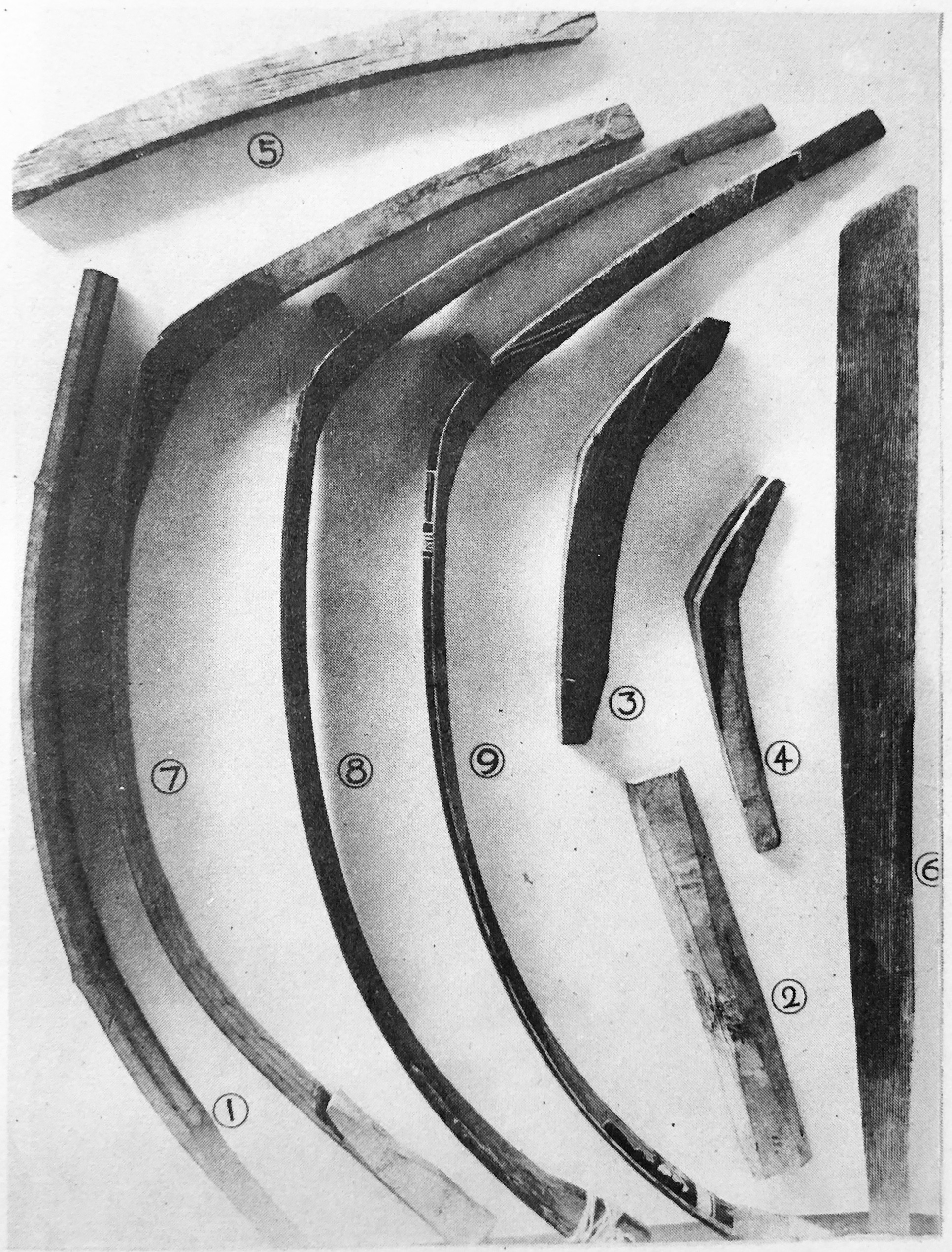 Bow parts
