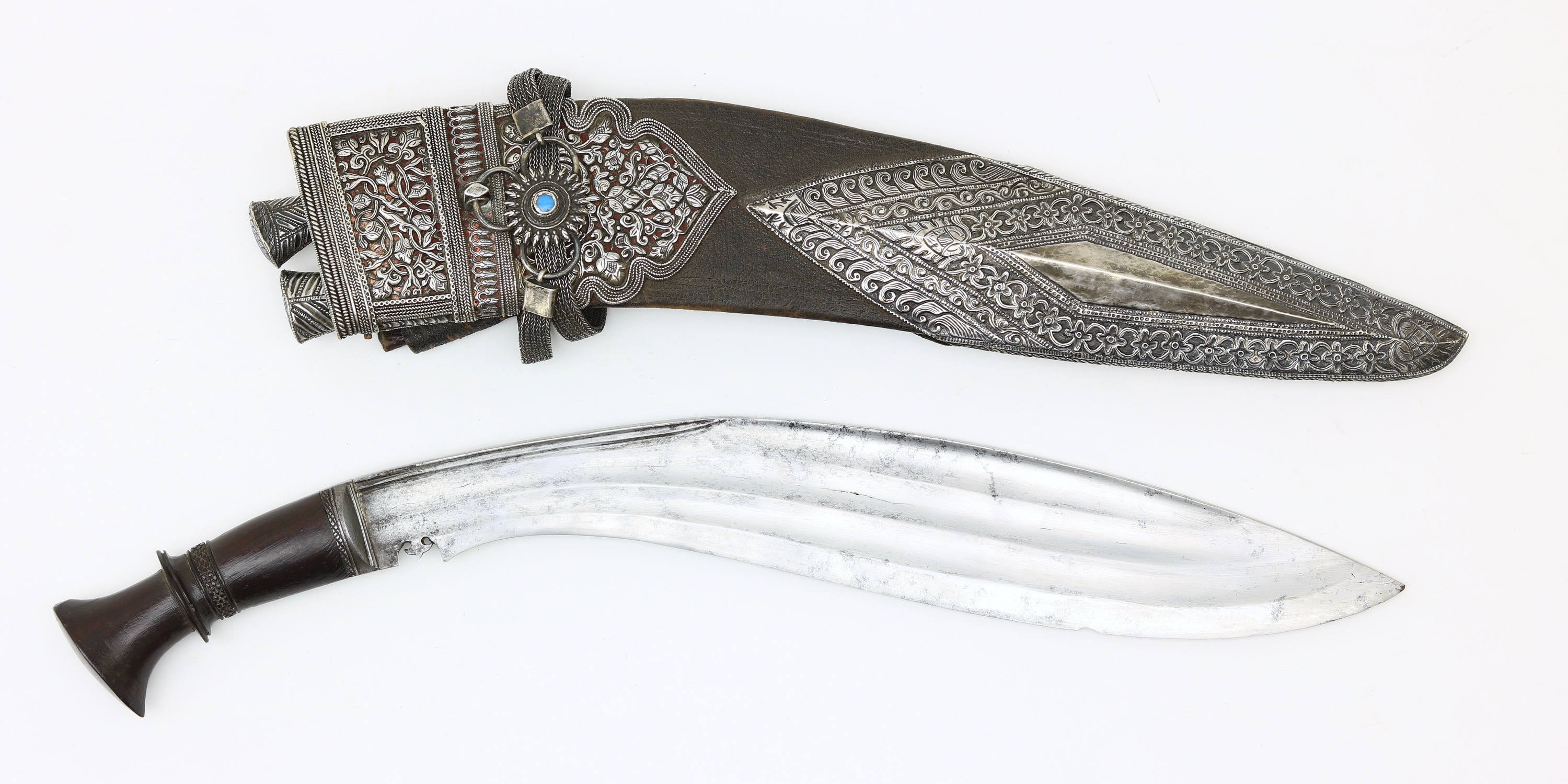 A khukuri of the 19th century