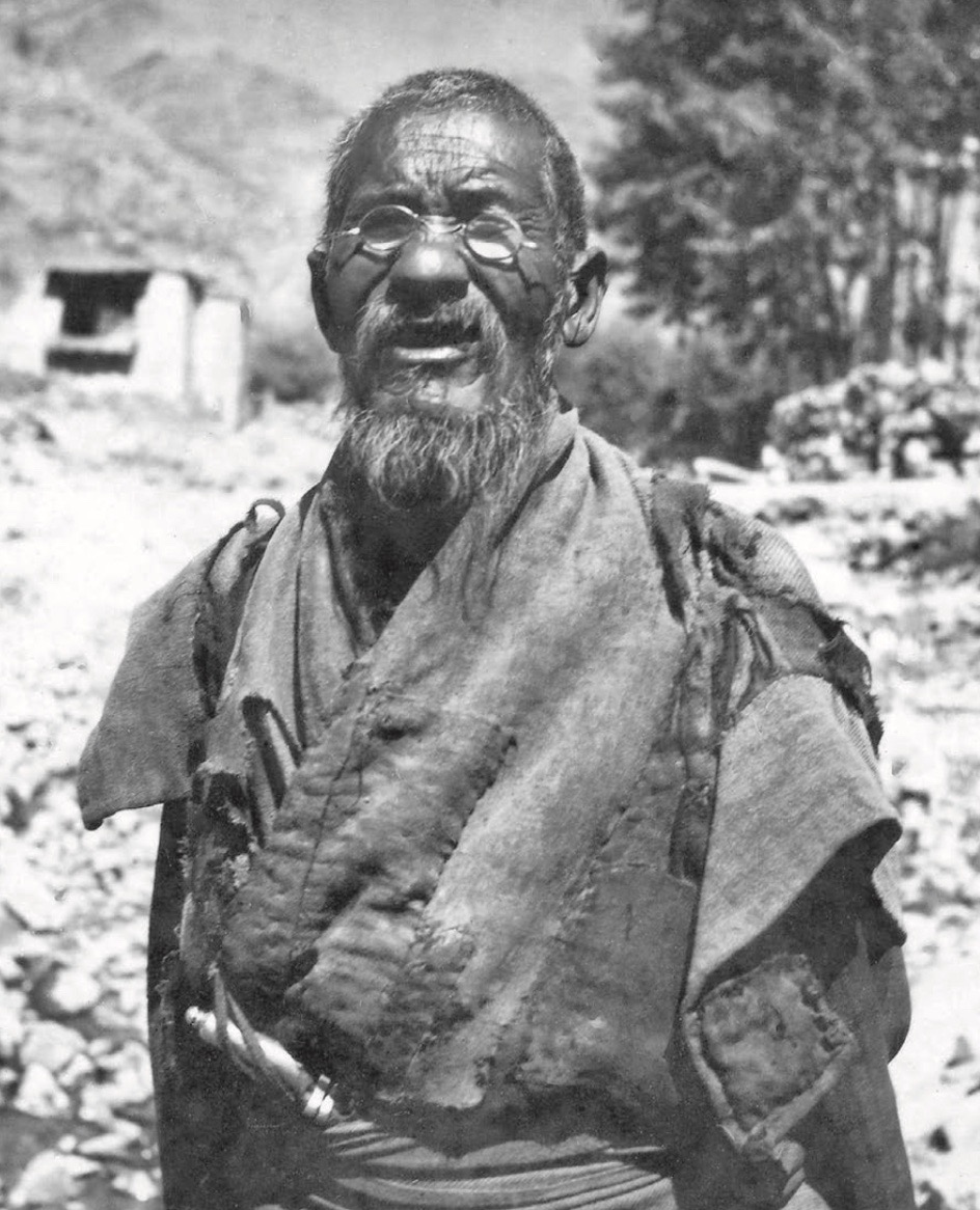 Man from Ladakh