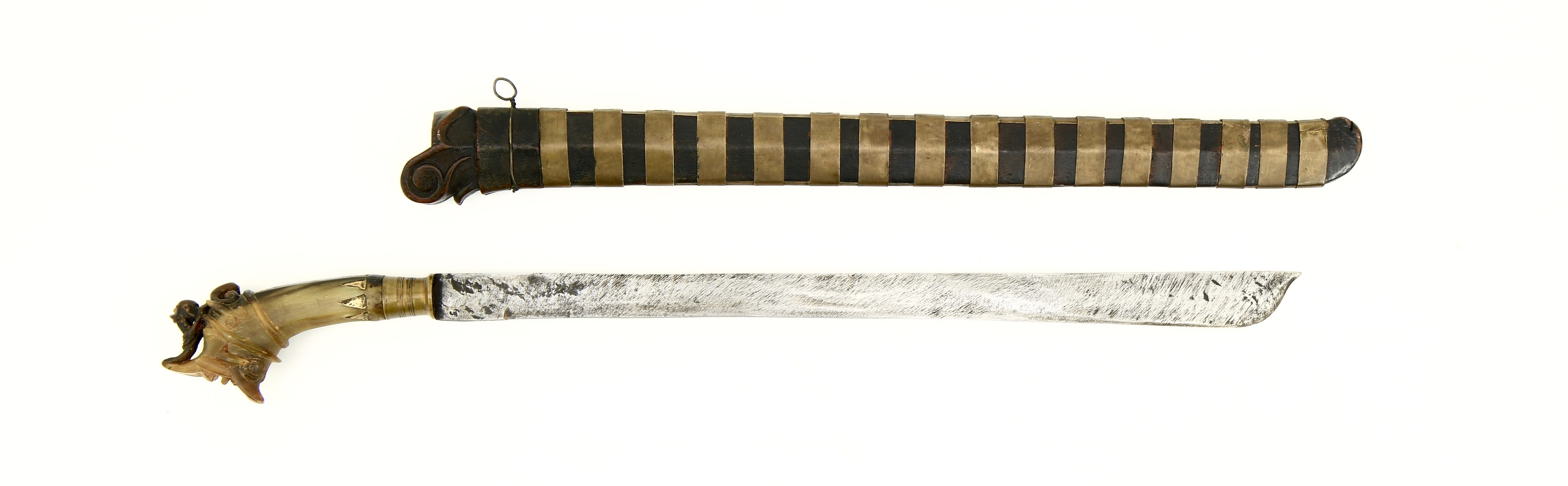A belatu from Nias
