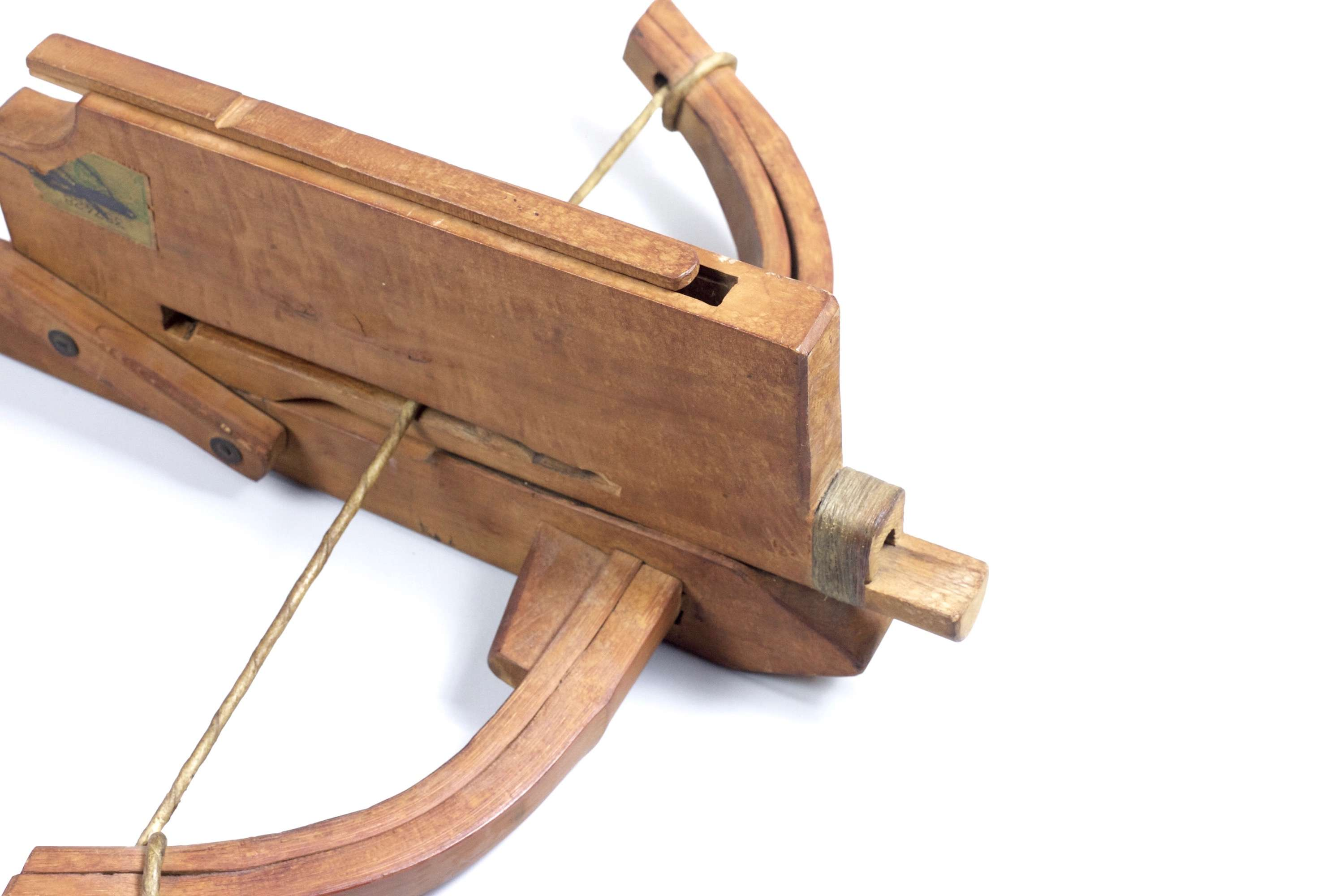 Antique Chinese repeating crossbow