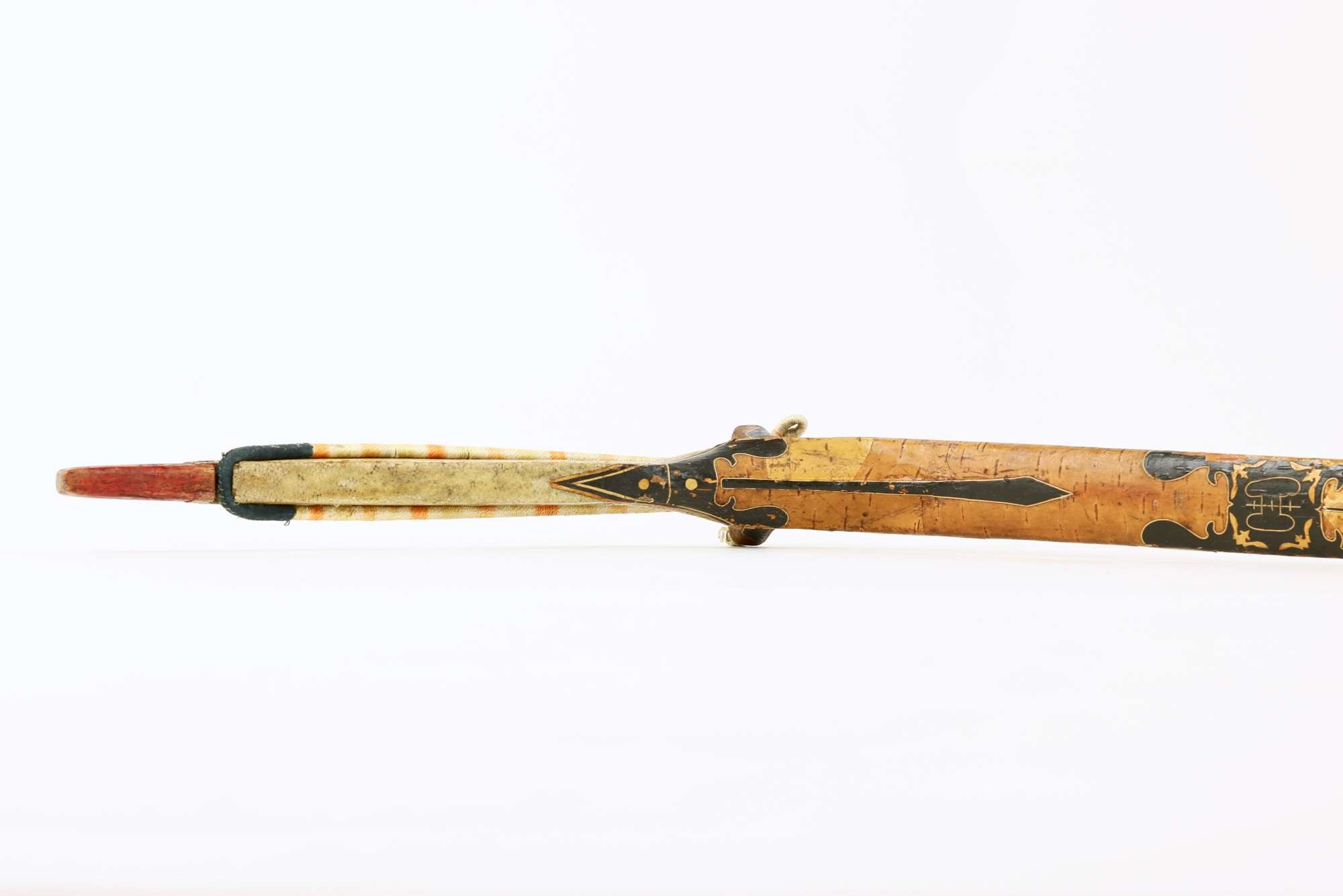 A Manchu style bow from the Changxing workshop in Chengdu