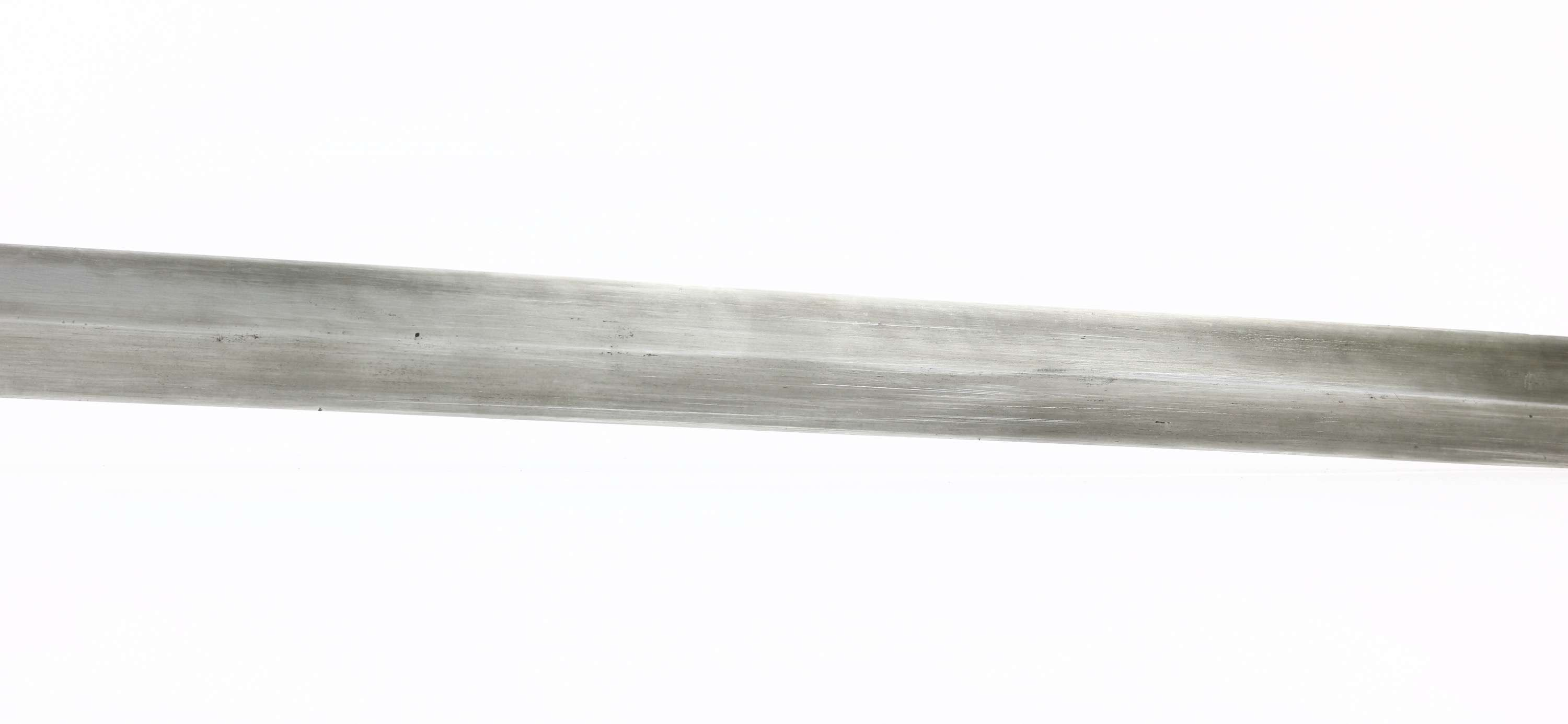 A Republican period jian (Chinese straightsword)