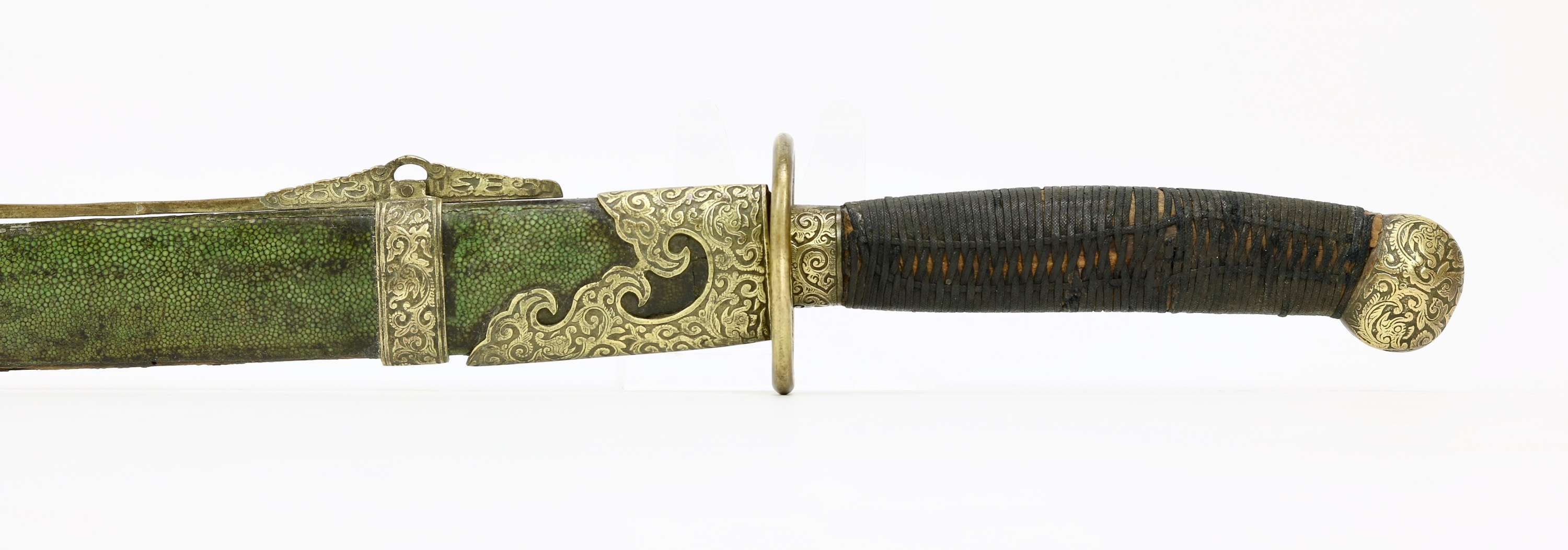 Large southern Chinese saber