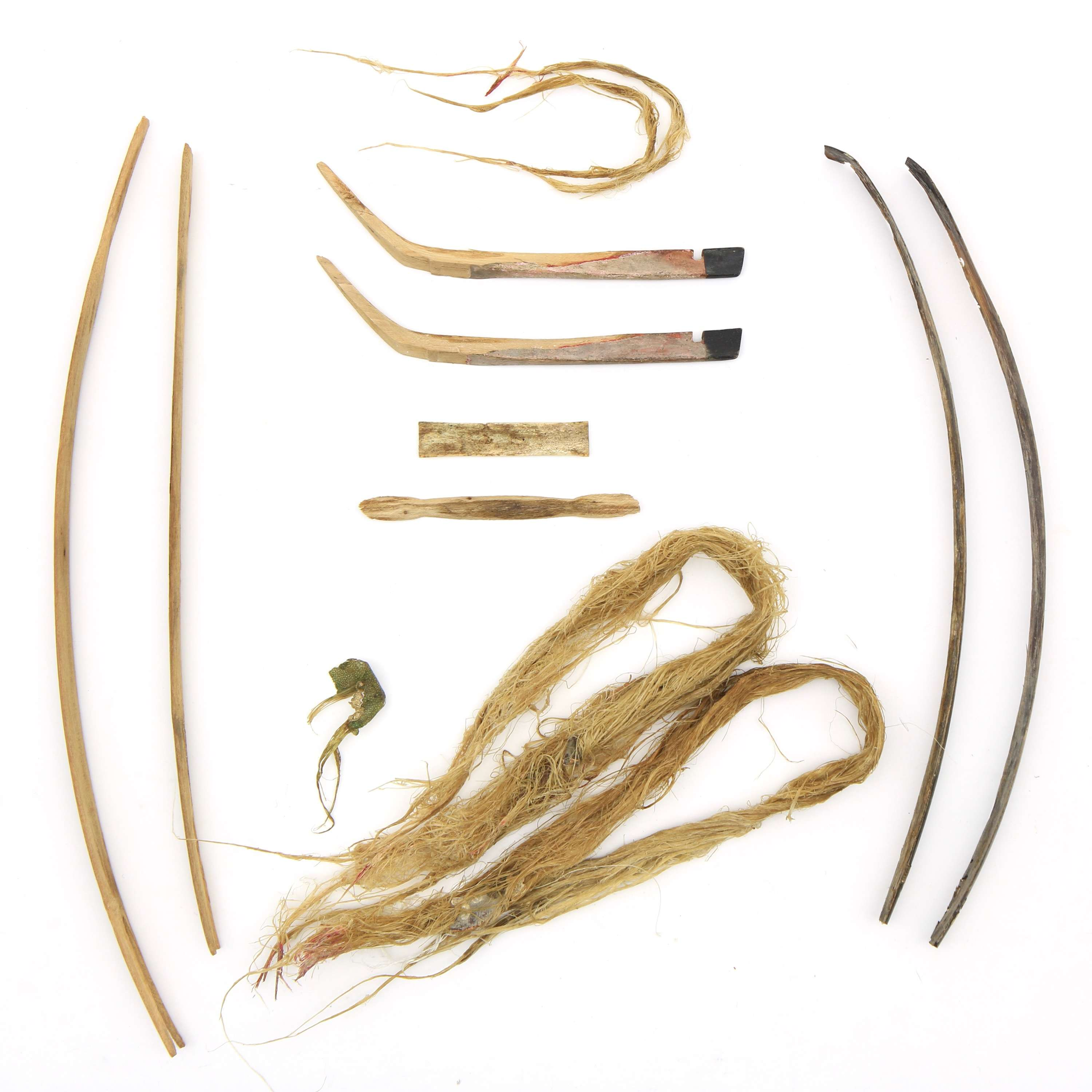 A deconstructed Qing bow