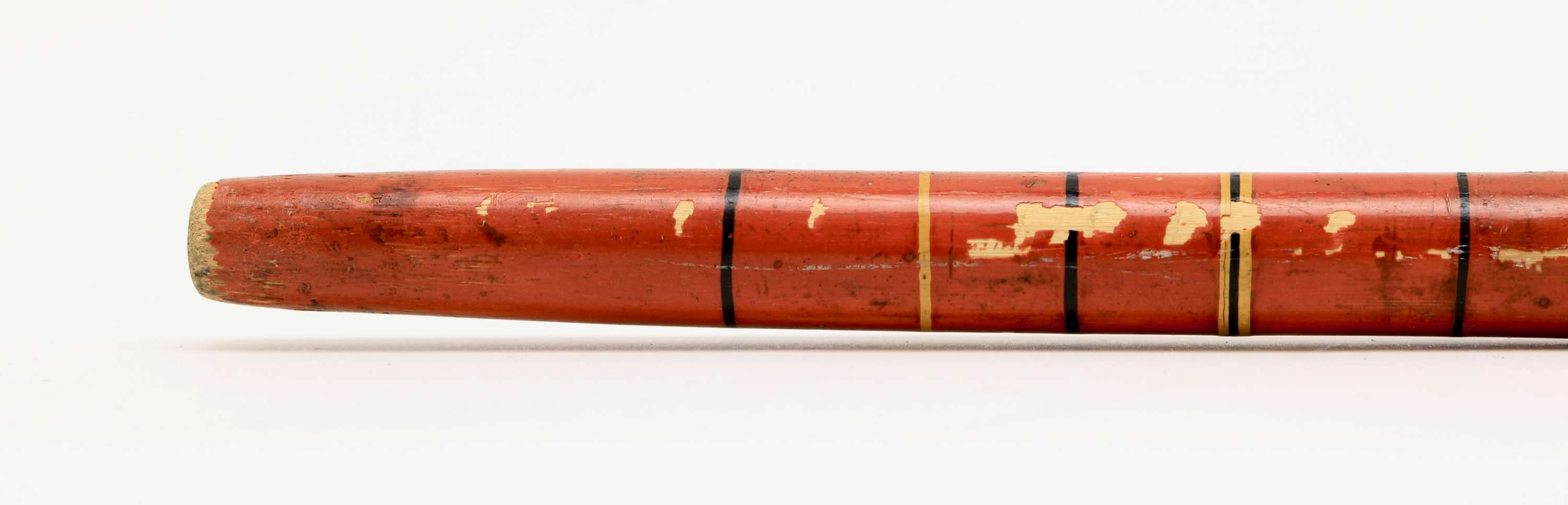 Sinhalese lacquered cane