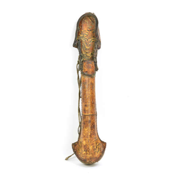 Early Tibetan or Mongol quiver
