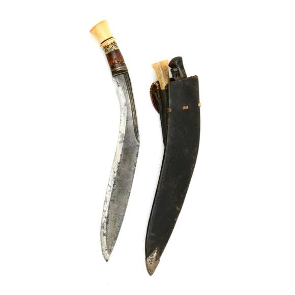 Early sirupate khukuri logo